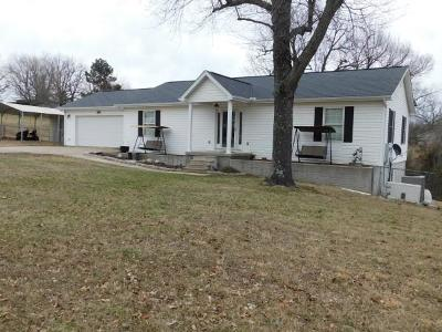 Boone County Single Family Home For Sale: 2934 Cottonwood Road