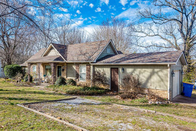 Boone County Single Family Home For Sale: 1103 W Stephenson Avenue