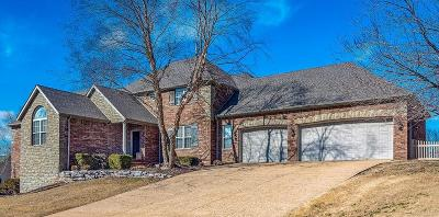 Boone County Single Family Home For Sale: 113 Estates Drive