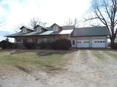 Boone County Single Family Home For Sale: 1330 Miller Lane