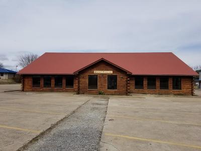 Searcy County Commercial For Sale: 1004 N Highway 65