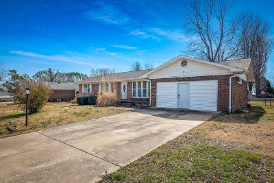 Boone County Single Family Home For Sale: 315 James Way