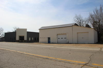 Marion County Commercial For Sale: 1300+1306 E Main Street
