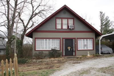 Single Family Home For Sale: 306 W Ridge Avenue