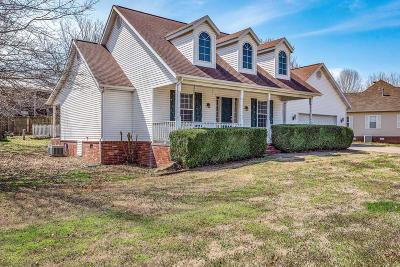 Single Family Home For Sale: 404 Robinwood Lane