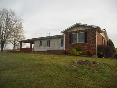 Marion County Single Family Home For Sale: 953 Mc 4021