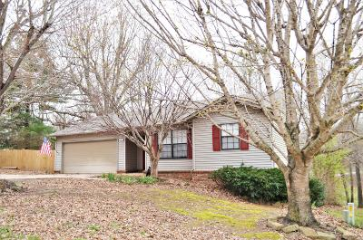 Single Family Home For Sale: 3522 Country Circle