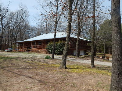 Carroll County Single Family Home For Sale: 467 Co Rd 608