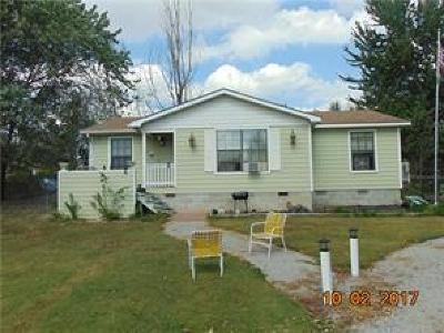 Berryville Multi Family Home For Sale: 102 Co Rd 219