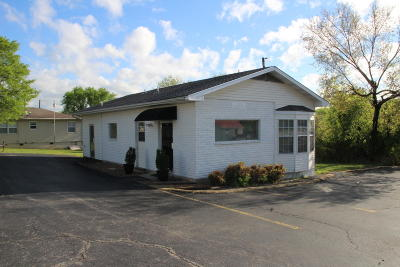 Marion County Commercial For Sale: 200 Us-62