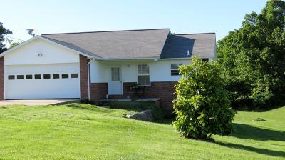 Single Family Home For Sale: 497 Creamer Lane