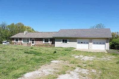 Single Family Home For Sale: 18710 Boat Dock Road
