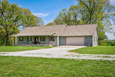 Harrison Single Family Home For Sale: 7373 Maxie Camp