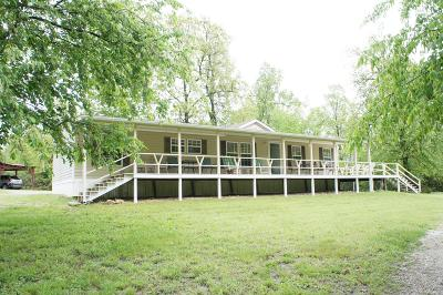 Searcy County Single Family Home For Sale: 2185 Dry Creek Road