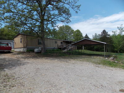 Lead Hill, Diamond City Single Family Home For Sale: 13217 Bald Knob Road