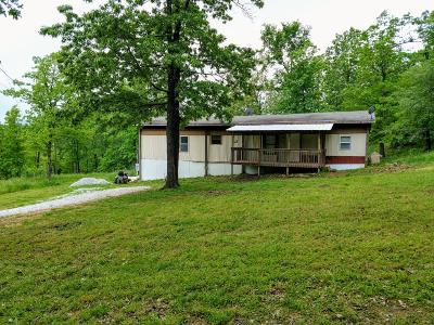 Newton County Single Family Home For Sale: 3180 Pinnacle Mountain Road
