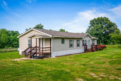Single Family Home For Sale: 1016 Co Rd 917