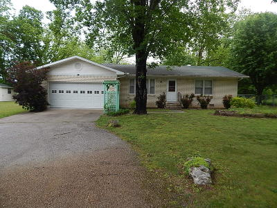 Carroll County Single Family Home For Sale: 713 Lone Pine Drive