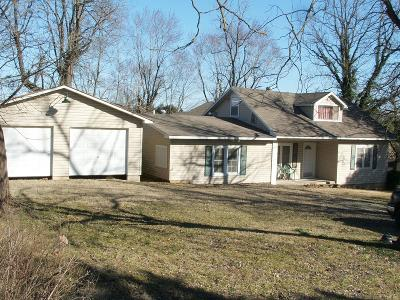 Boone County Single Family Home For Sale: 14534 N Arena Road