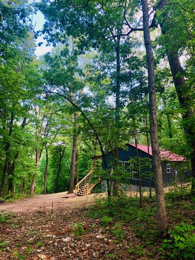 Newton County Single Family Home For Sale: Easement Off Of Cr 2923