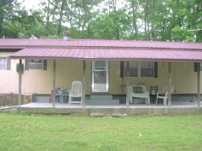 Newton County Single Family Home For Sale: Hc72 Box51 Hwy 74 East