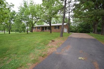 Harrison Single Family Home For Sale: 854 Joe Arnold Road