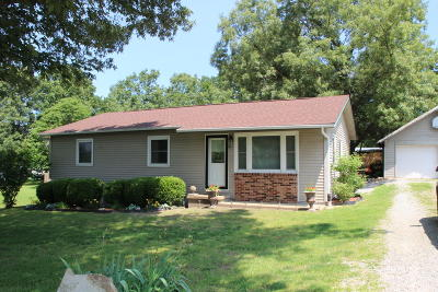 Yellville Single Family Home For Sale: 159 Marion County 5048