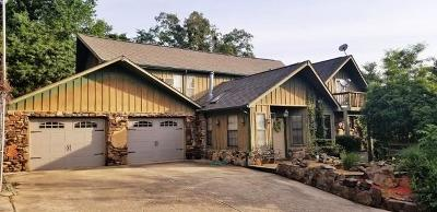 Harrison Single Family Home For Sale: 10900 W Hwy 206