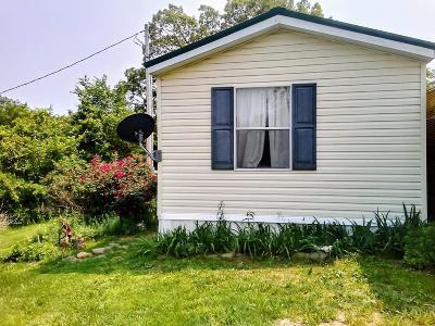 Jasper Single Family Home For Sale: 5372 S 7 Highway