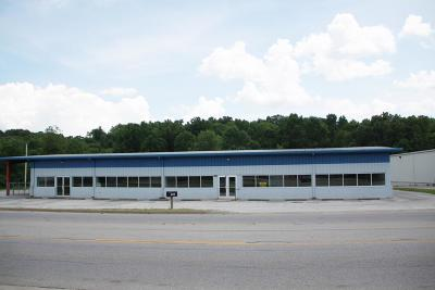 Commercial For Sale: 126 Industrial Park Road