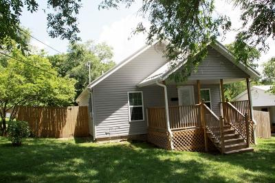 Harrison Single Family Home For Sale: 421 N Olive