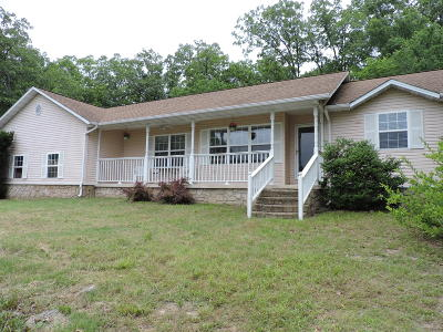 Newton County Single Family Home For Sale: Hc 73 Box 20a