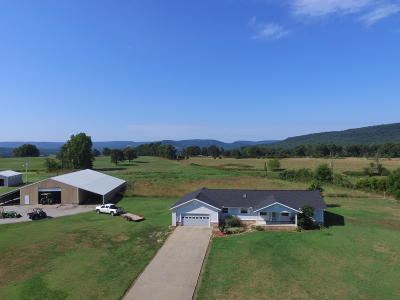 Carroll County Single Family Home For Sale: 1885 Co Rd 912