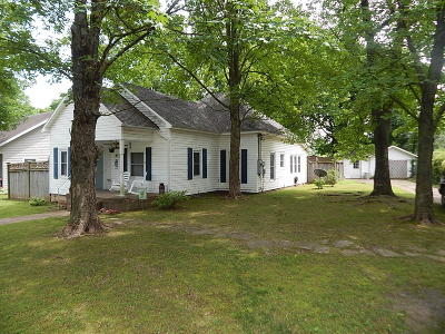 Carroll County Single Family Home For Sale: 601 E Church Avenue