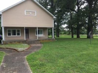 Harrison Single Family Home For Sale: 8445 W Highway 392