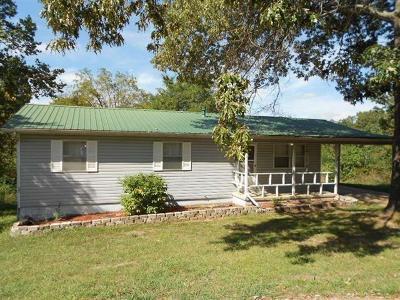 Harrison Single Family Home For Sale: 902 N Cove Street