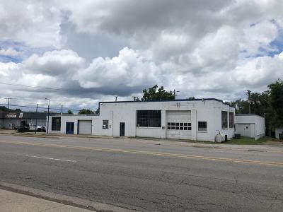 Carroll County Commercial For Sale: 402 W Trimble Avenue