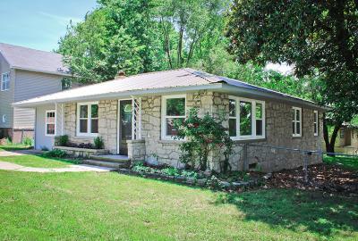 Harrison Single Family Home For Sale: 720 W Alma Street