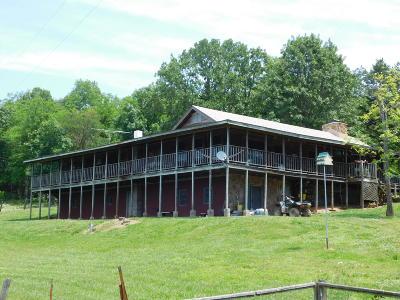 Newton County Single Family Home For Sale: Hc Box 58