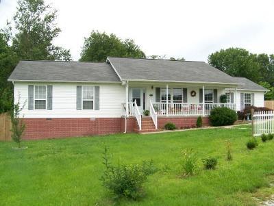 Harrison Single Family Home For Sale: 2773 N Baughman Cutoff Road