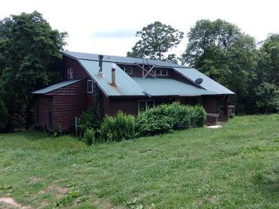 Jasper Single Family Home For Sale: Hwy. 21