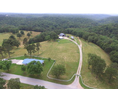 Carroll County Single Family Home For Sale: 448 County Road 207