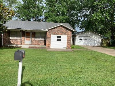Green Forest Single Family Home For Sale: 106 Arkansas Place