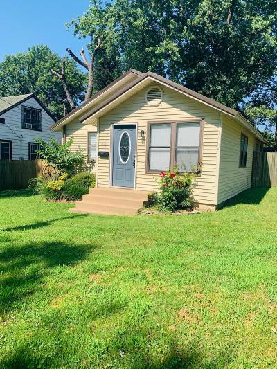 Boone County Single Family Home For Sale: 418 N 2nd Street