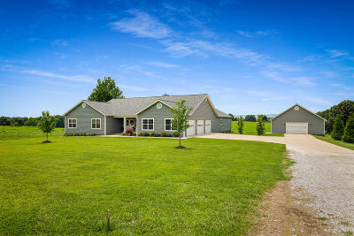 Boone County Single Family Home For Sale: 3888 Carole Lane