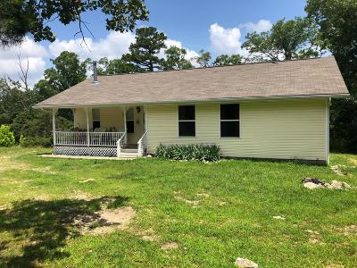 Carroll County Single Family Home For Sale: 719 Co Rd 3023