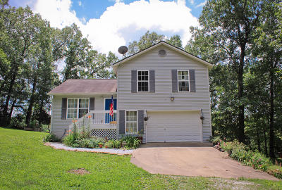 Single Family Home For Sale: 90 Nc 4022 Lane
