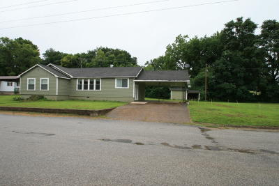Single Family Home For Sale: 174 Madison 2645 Road