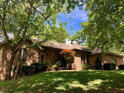 Single Family Home For Sale: 308 River Bluff Drive