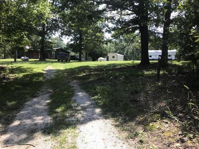 Newton County Single Family Home For Sale: Hc 73 Box 200